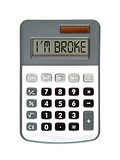 I am broke