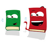 Two Laughing Books