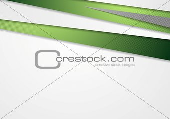Abstract corporate design template