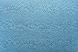 artificial leather fabric of blue color