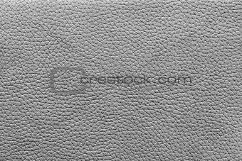 artificial leather fabric of gray color