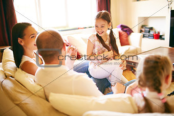 Family conversation