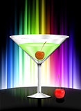 Martini on Abstract Spectrum Background