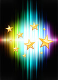 Stars on Abstract Spectrum Background