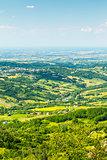 Italian Landscape: Piacenza.