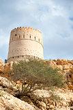 Tower Wadi Shab