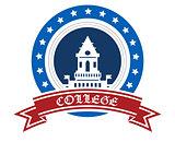College emblem
