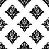 Vintage seamless floral pattern