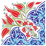 oriental ottoman design twenty-eight