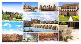 Famous places of Spain