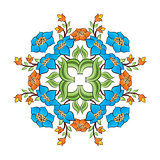 Ottoman motifs design series with forty-seven