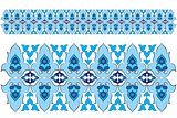 Ottoman motifs design series with forty-three
