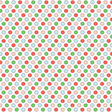 Pattern polka dot diagonal