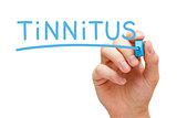 Tinnitus Blue Marker