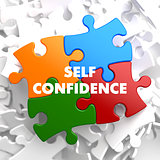 Self Confidence on Multicolor Puzzle.