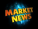 Market News - Gold 3D Words.