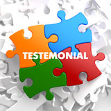 Testimonial on Multicolor Puzzle.
