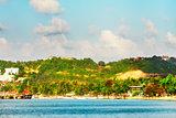 Sunny Day on Thai Resort