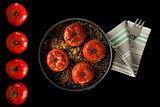 Stuffed Tomatoes Recipe Cover