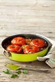 Baked Tomatoes Pan