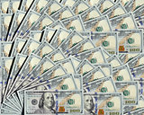 Money background.