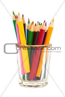 small color pencils
