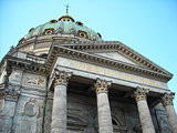 Frederik's Church Copenhagen