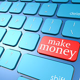 Make money keyboard