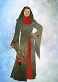 Muslim Arab woman