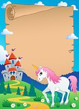 Fairy tale theme parchment 7