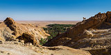 Chebika landscape