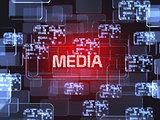 Media screen concept