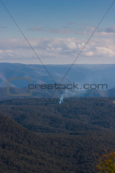 Blue Mountains - Smoke In The Valley