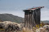 Toilets on Kilimanjaro