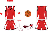 Basket Player Equipment