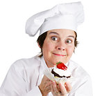 Enthusiastic Pastry Chef