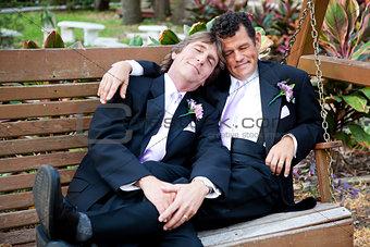 Post Wedding Nap