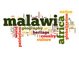 Malawi word cloud