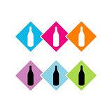 Beverage company logo