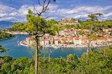 Fishermen town of Novigrad Dalmatinski