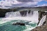 Godafoss Waterfall, Iceland.