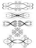 Vector Ornament Set 4