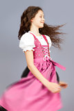 traditional bavarian girl