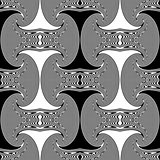 Design seamless whirl movement pattern