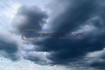 Autumn Cloudy Sky