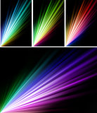 Abstract Spectrum Background