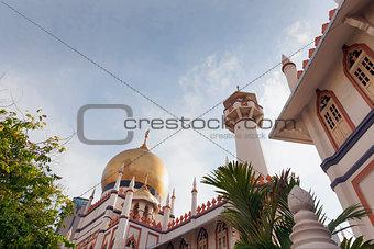 Masjid Sultan in Singapore