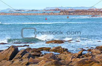 Pink Granite Coast (Brittany, France)
