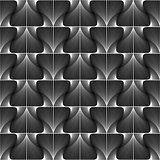 Design seamless swirl geometric pattern