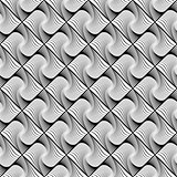 Design seamless wave diamond pattern